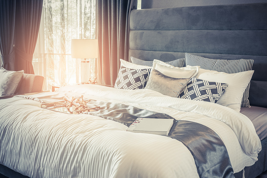Ideid väikese magamistoa sisustamiseks