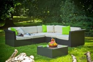 Bello Giardino aiamööbel Splendido. Mooduldiivan + diivanilaud