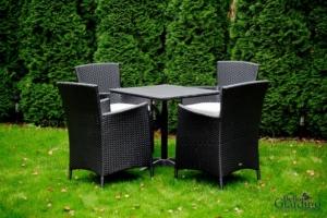 Bello Giardino aiamööbel Semplice. Laud + 4 tooli