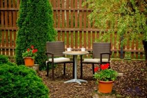 Bello Giardino aiamööbel Tondo. Laud + 2 tooli