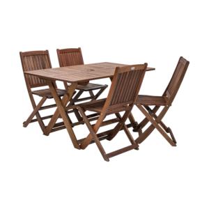 Komplekt MODENA laud ja 4 tooli