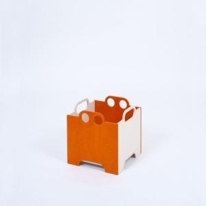 Kast Lelu oranž